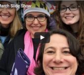 Women's March Slideshow